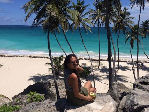 bottom bay coconut