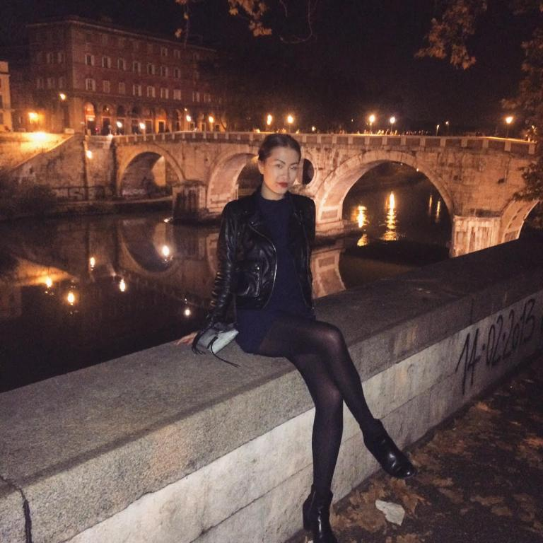 ROME TIBER RIVER TIFFANY