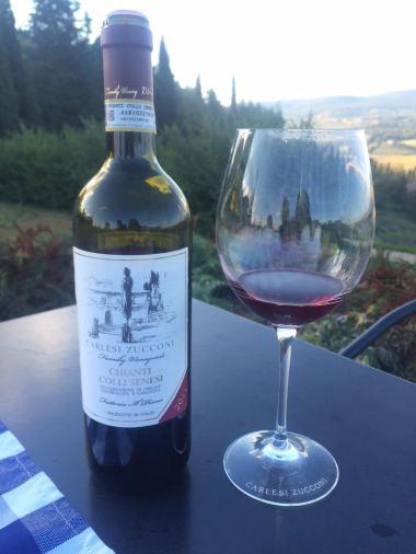 TUSCANY WINE TASTING VINO
